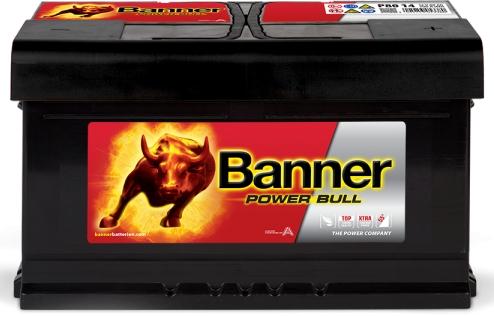 Banner Power Bull P80 14